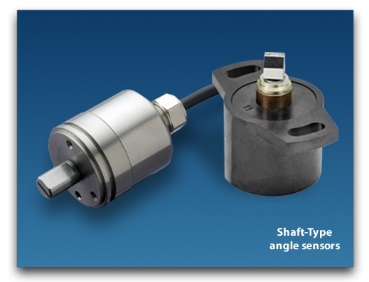 Shaft-Type-angle-sensors